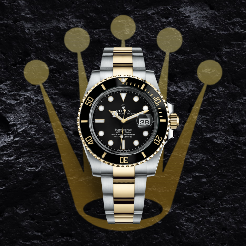 롤렉스 Submariner Date Ceramic Bezel 14K COMBI - 레플월드