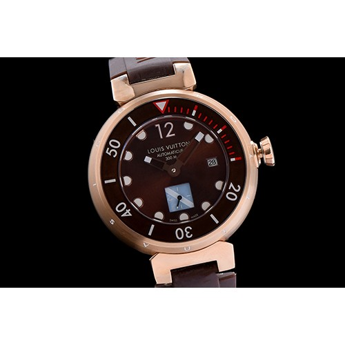루이비통 탕부르-9 쿼츠 Q103C0 - 레플월드